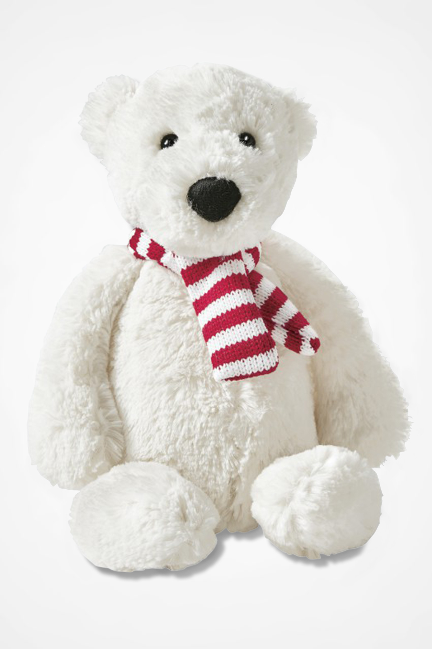 Pax Large Polar Bear By Jellycat Coldwater Creek