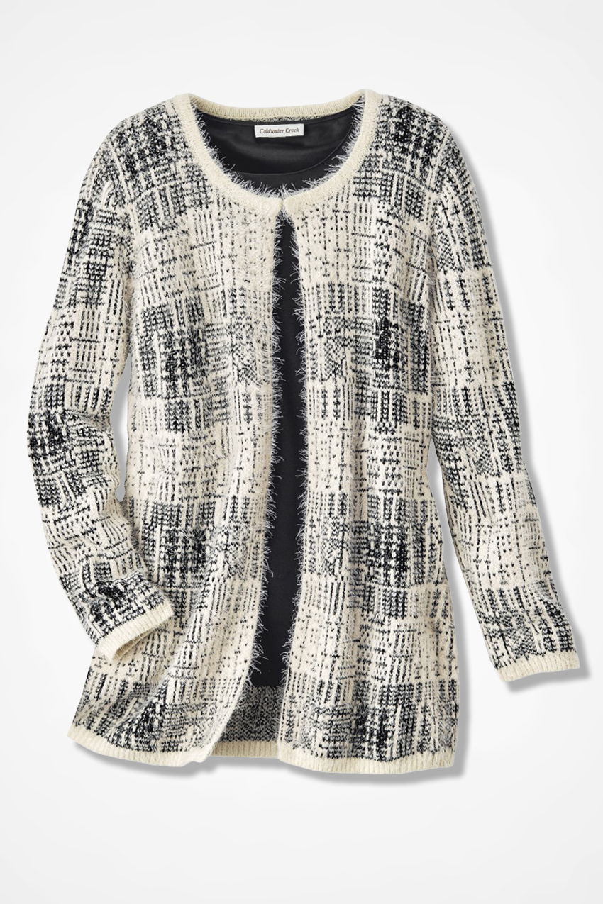 a843993d4 Soft and Sophisticated Sweater Jacket - Coldwater Creek