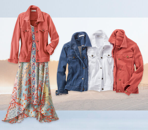 5f1653efa Coldwater Creek® | Clothing and Accessories for Women