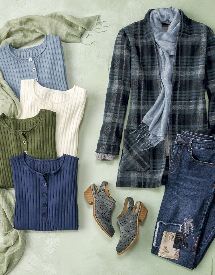 Coldwater Creek® | Clothing and Accessories for Women