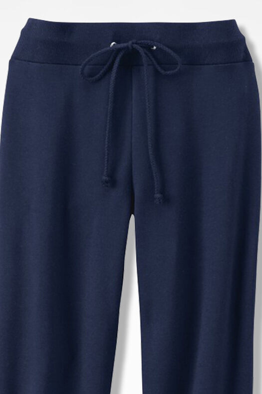 Essential Supima® Crops, Navy, large