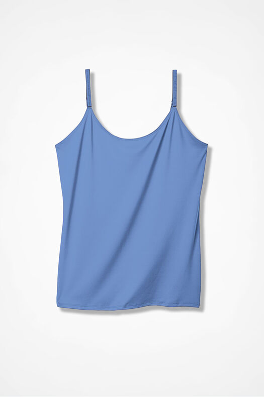 Essential Camisole, French Blue, large