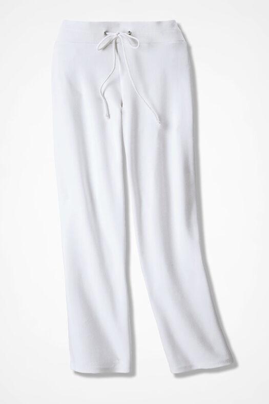 Essential Supima® Crops, White, large