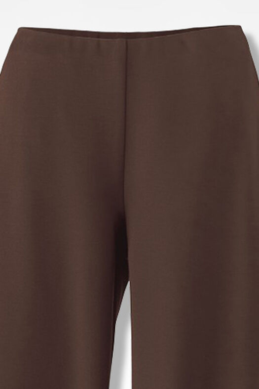Ponte Perfect® Holly Pants, Brown, large