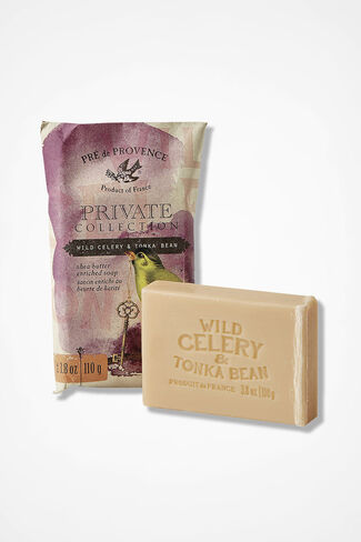 Private Collection Soap, Wild Celery, large
