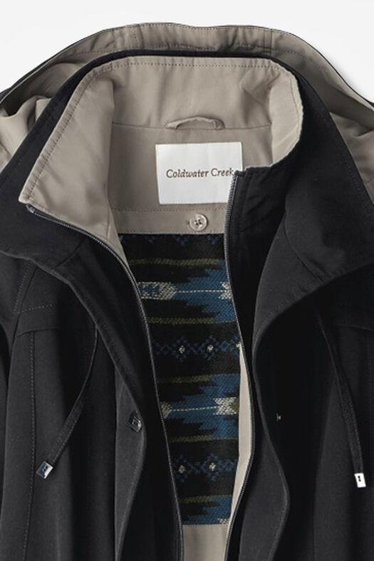 All-Season Jacket, Black, large
