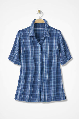 0a5fa85b Women's Plus Size Shirts, Blouses, & Tops   Coldwater Creek