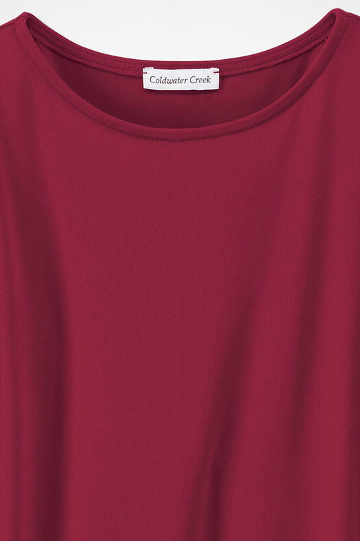 Destinations II Tunic, Dover Red, large