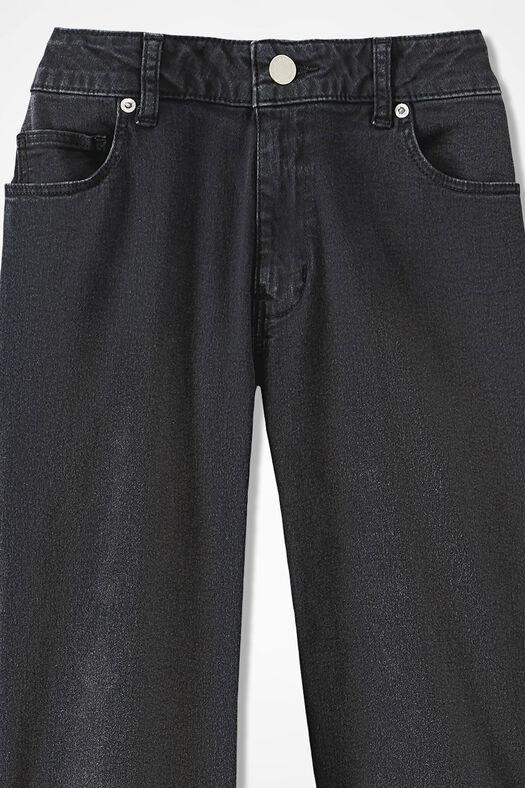 The Creek® Slim-Leg Jeans, Washed Black, large