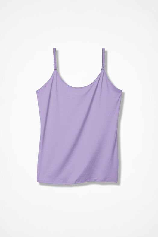 Essential Camisole, Pale Lavender, large