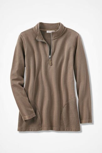 c6a7ef55373 Weekend-Ease French Terry Sweatshirt