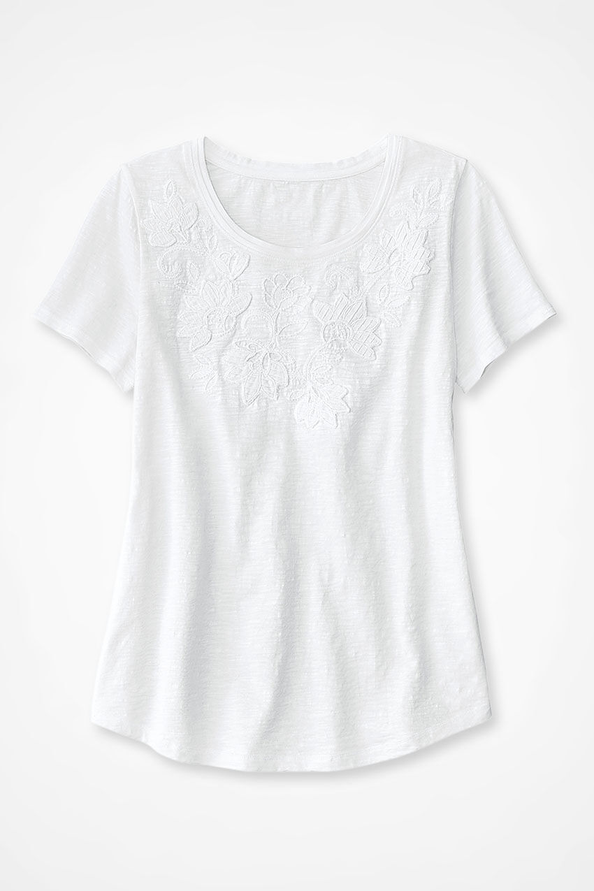 NYC FACTORY Idaho Ladies Tee Home State T-Shirt Womens Shirt