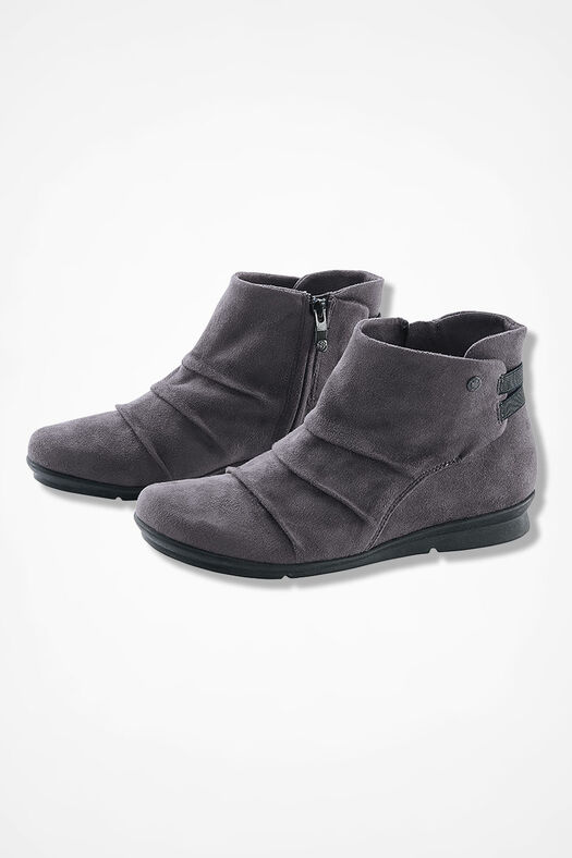 """Cai"" Boots by Bussola®, Grey, large"
