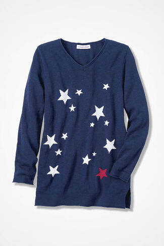 8c9a2bf6dcd Show Your Stars Tunic Sweater