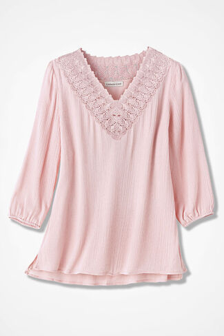 Blushing Beauty Blouse, Petal Pink, large