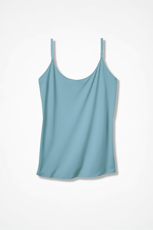 Essential Camisole, Robins Egg, large