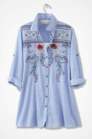 3bdb4abedd3 Misses Shirts & Blouses - Long & Short Sleeves | Coldwater Creek