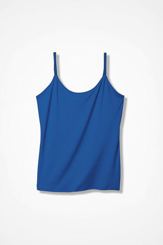 Essential Camisole, Cobalt, large