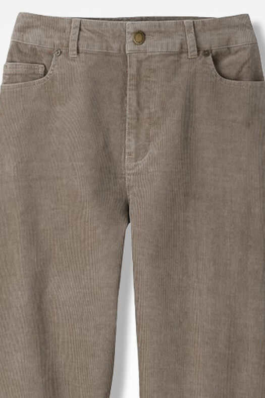 Pinwale Stretch Corduroys, Desert Taupe, large