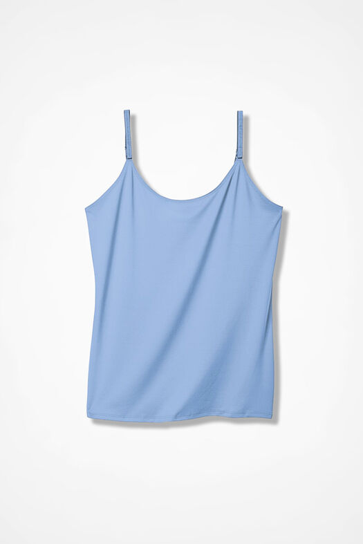 Essential Camisole, Pale Blue, large
