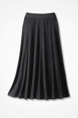 Destinations II Flared Skirt, Black, large