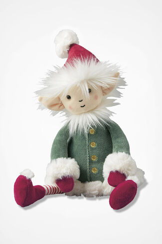 """""""Leffy"""" the Elf by Jellycat®, Multi, large"""