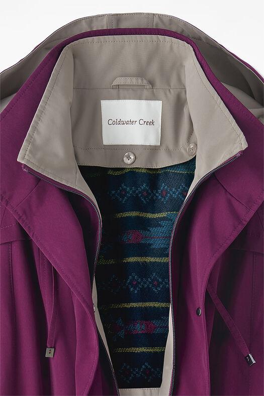 All-Season Jacket, Mulberry, large
