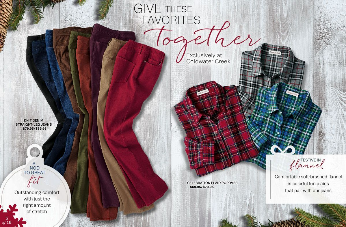 Coldwater Creek Gift Guide