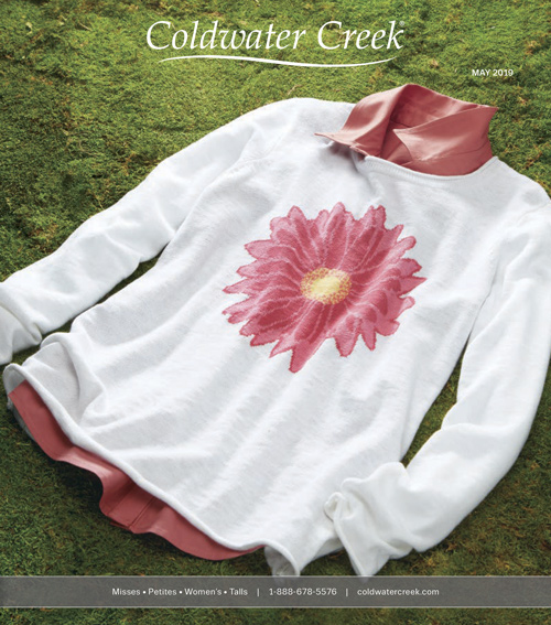 Coldwater Creek Catalog Cover