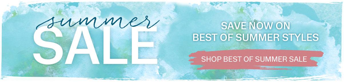 shop best of summer sale