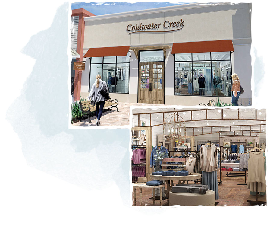 COLDWATER CREEK STORE