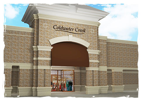 LEAWOOD COLDWATER CREEK STORE
