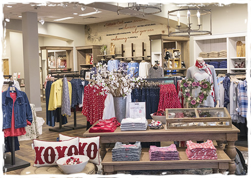 BAYBROOK COLDWATER CREEK STORE