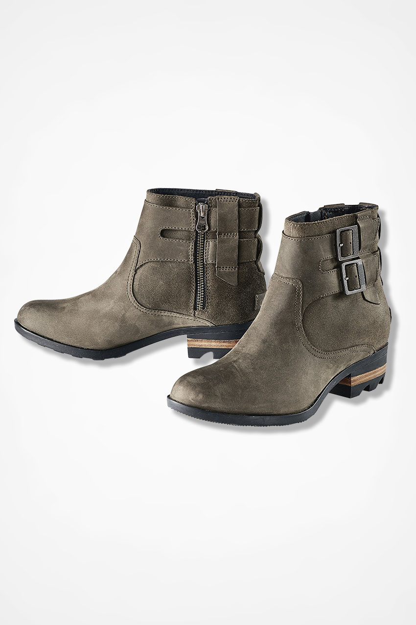 "27cd2f48aaedb Lolla"" Boots by Sorel® - Coldwater Creek"