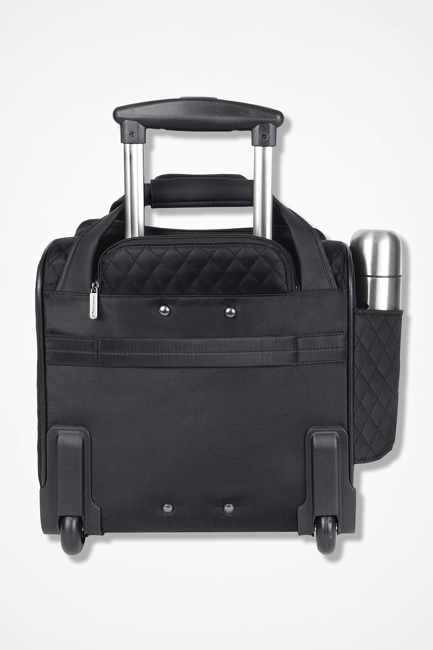 5fbecef8020e Wheeled Underseat Carry-on by Travelon - Coldwater Creek