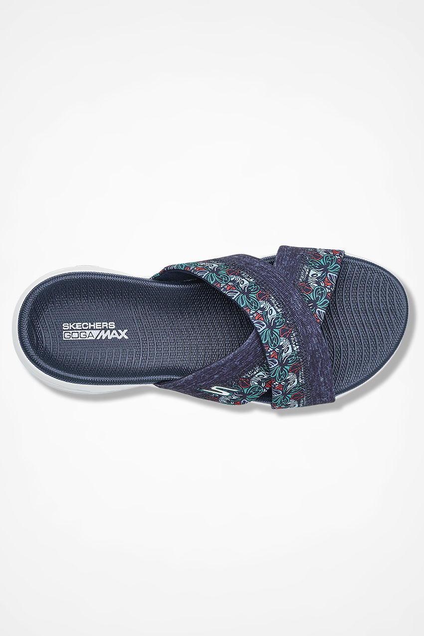 "a75043a02d On-the-Go 600 Monarch"" Sandals by Skechers® - Coldwater Creek"