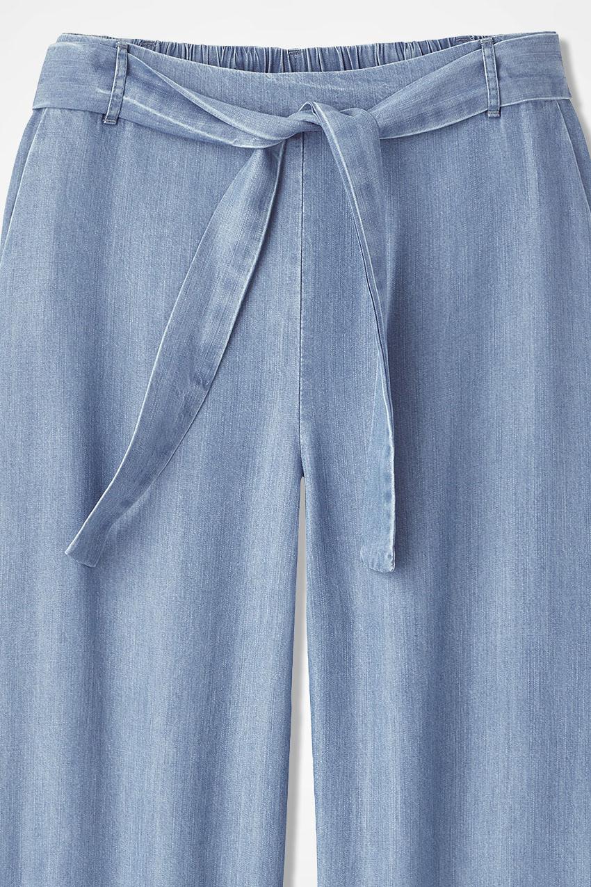 2dc2d052fe87 Tencel® Pavilion Pants, Light Indigo, large