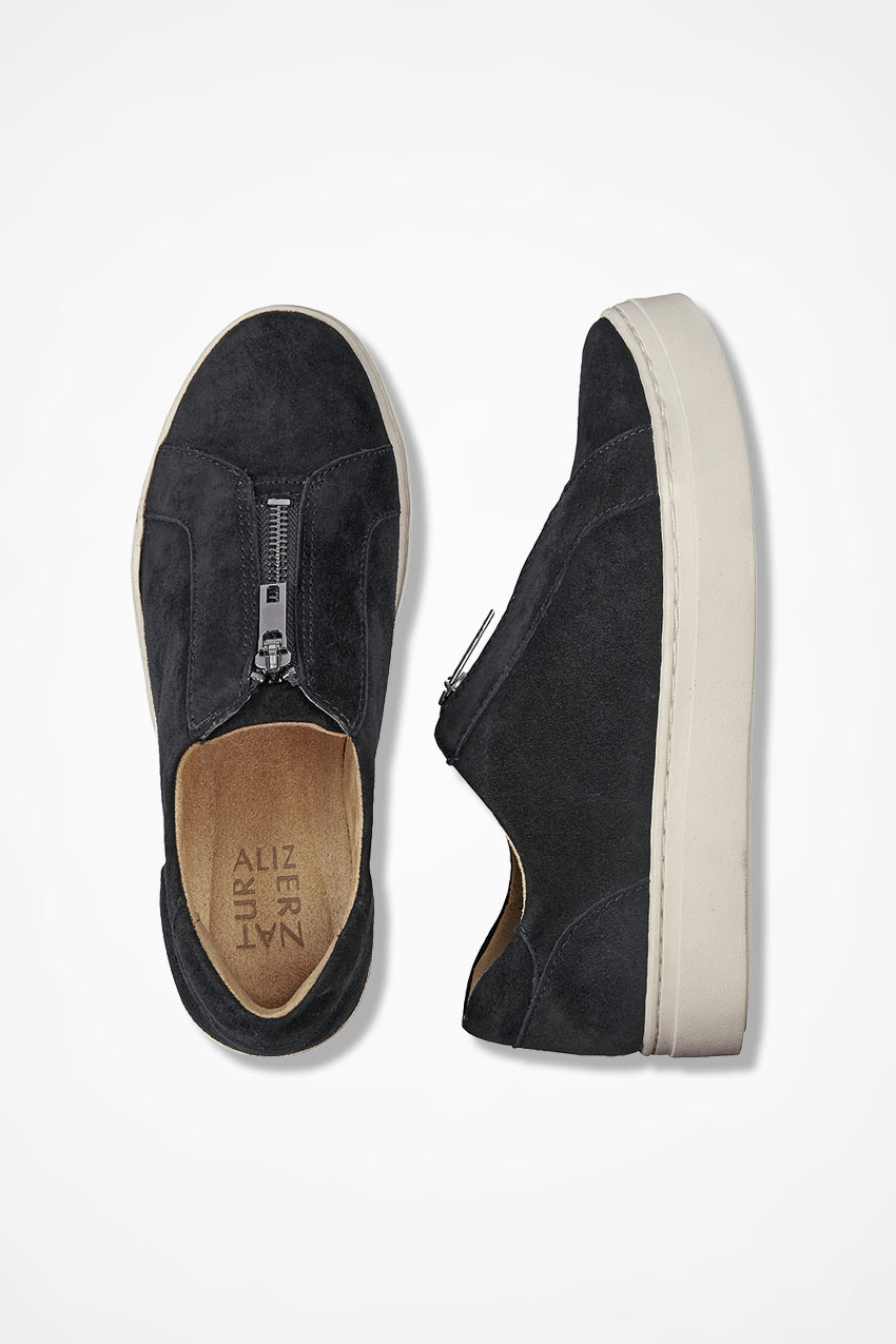 """Cyan"""" Slip-On Sneakers by Naturalizer"""