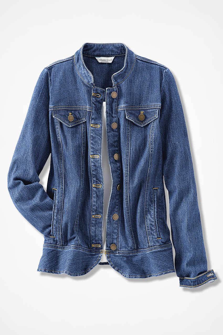 Knit Jacket Women S