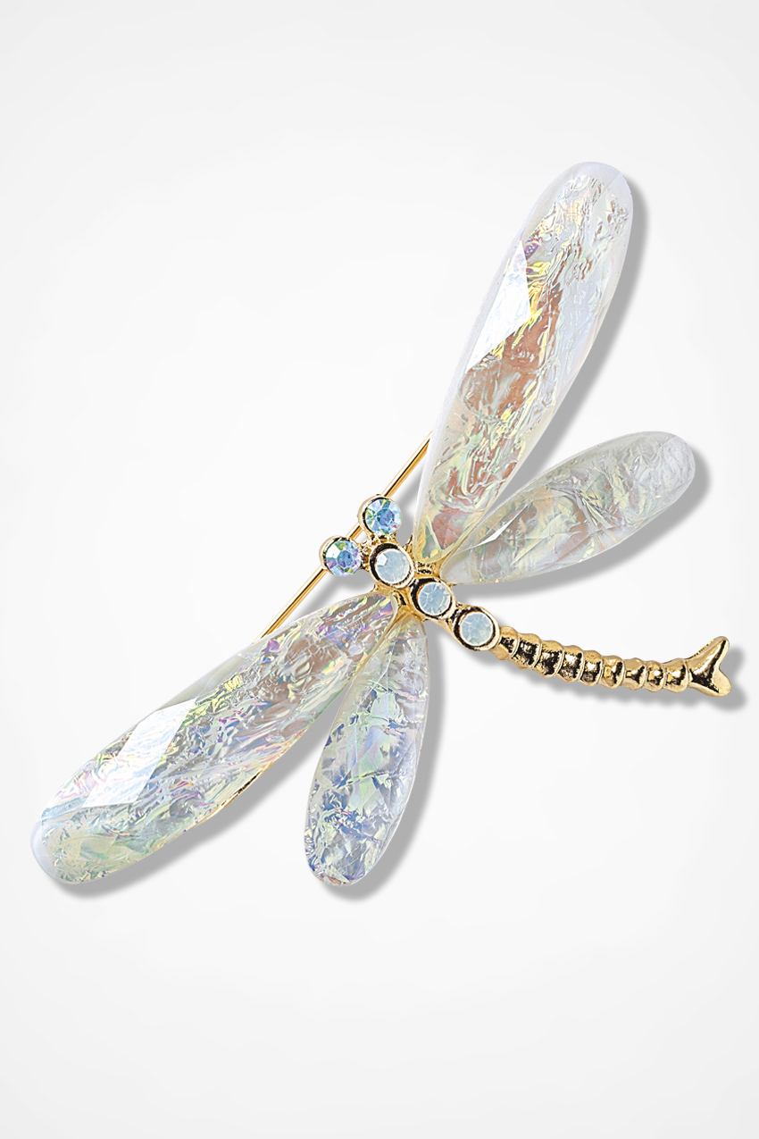 19e8b2dc7bc44 Dragonfly Pin - Women's Jewelry   Coldwater Creek