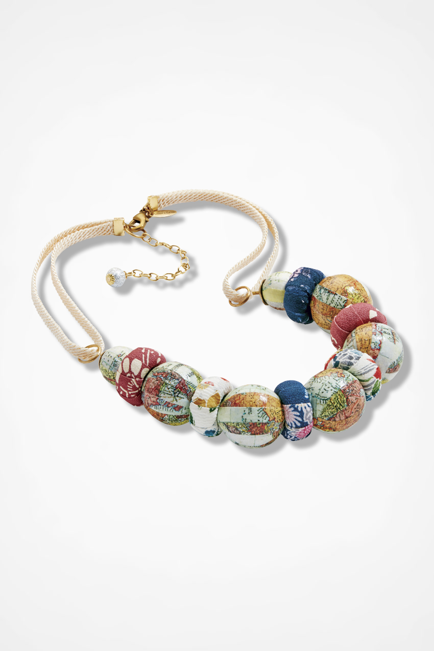 World Traveler Necklace Lenora Dame