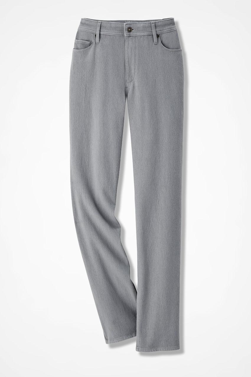 8aaaf8388d27 Classic Knit Denim Straight Leg - Women s Denim