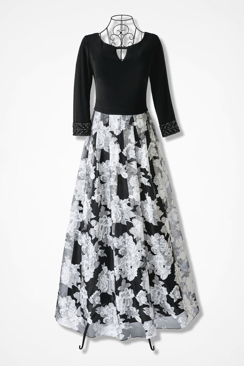 Brava Gown by Alex Evenings - Coldwater Creek